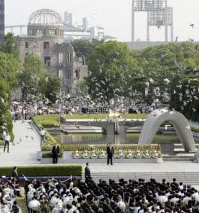 Hiroshima conmemora el 67º aniversario de la explosión de la bomba atómica