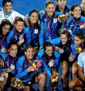 Luego de Londres 2012, Las Leonas llegan al país con su medalla de plata