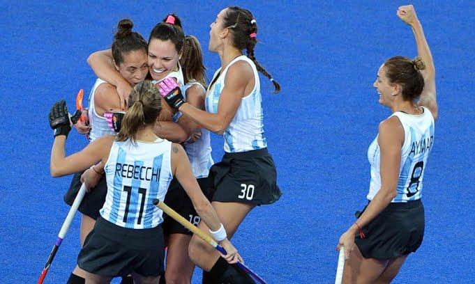 Las Leonas se aseguraron otra medalla y ahora irán por el oro olímpico