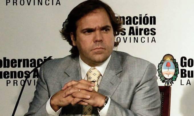 """Alberto Pérez aclaró a los gremios que """"no existe posibilidad de ajuste"""""""