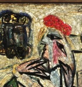 Rescatan una obra de Picasso olvidada 50 años en un depósito