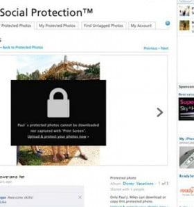 Social Protection, el plugin para controlar tus fotografías online