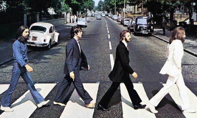 Un click que convirtió a una calle de Londres en leyenda