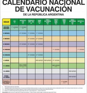 Piden a los padres que controlen la vacunación de sus hijos