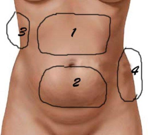 ejercicios para quemar el abdomen bajo