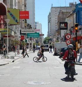 Se aprobó la ordenanza para la remodelación del tránsito en el micro centro
