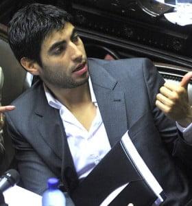 Facundo Moyano propuso modificaciones en el Impuesto a las Ganancias