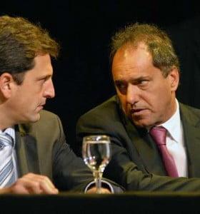 """Aliados de Scioli, Moyano y Massa se reunieron para """"unificar posturas"""""""