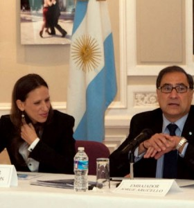 Argentina cambió al embajador en EEUU y en otras 9 representaciones