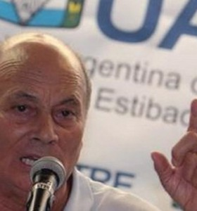 Venegas reclamó al Gobierno que reciba a la CGT opositora