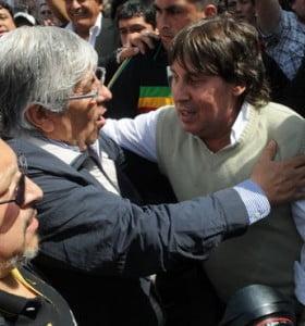 Moyano y Micheli marcharon con duras críticas al Gobierno
