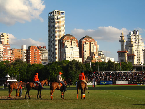 El Campo de Polo de Palermo, en la mira para una posible estatización