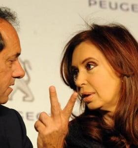 La Presidente se refirió a los dólares que ahorra el gobernador Scioli