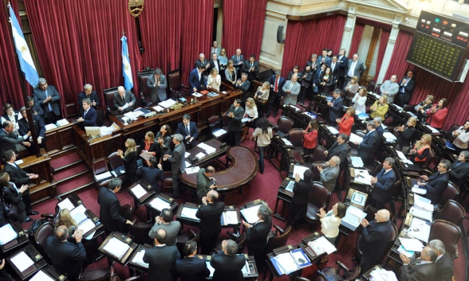 El Senado iniciará mañana el debate de los proyectos para la reforma judicial