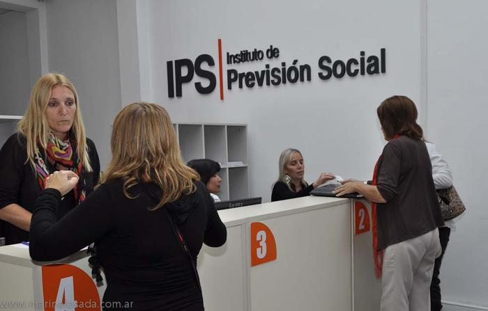 IPS: Jubilados podrán sacar turnos online en su localidad