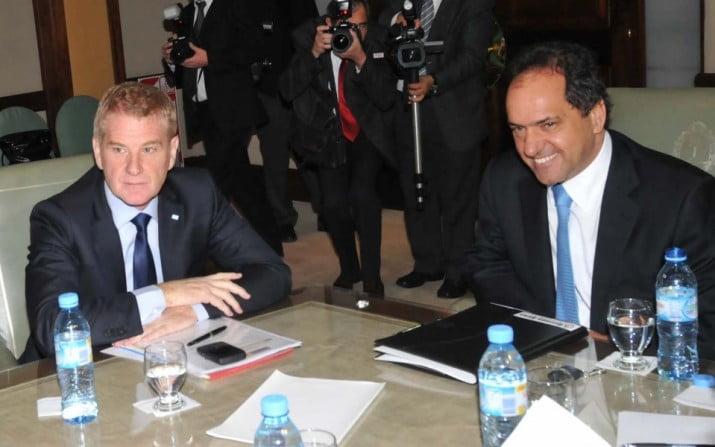 """De Narvaéz descartó un acuerdo con Scioli: """"Es oficialista, yo no"""""""