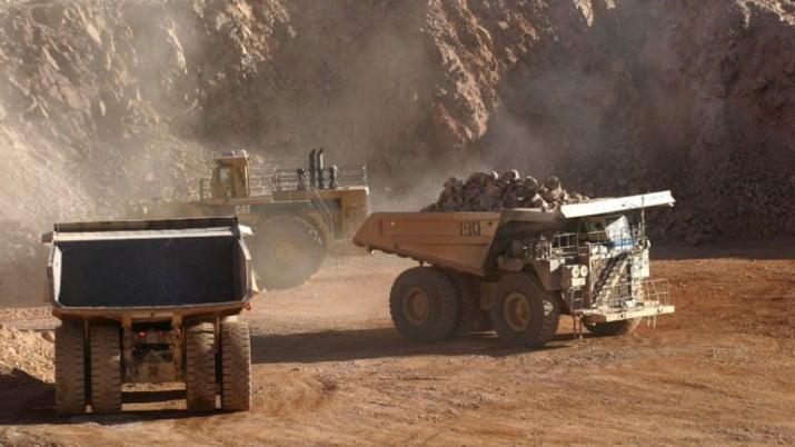 Chile tendrá una inversión minera de US$ 112.000 M hasta 2021