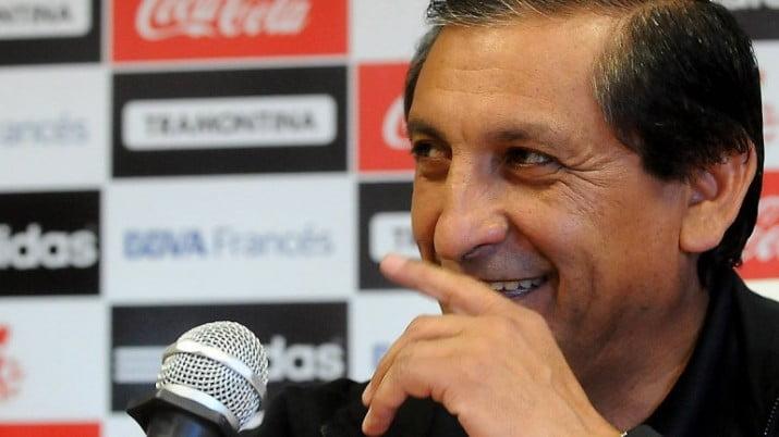 """Ramón Díaz, en el día de su cumpleaños: """"Un buen regalo sería la renovación"""""""