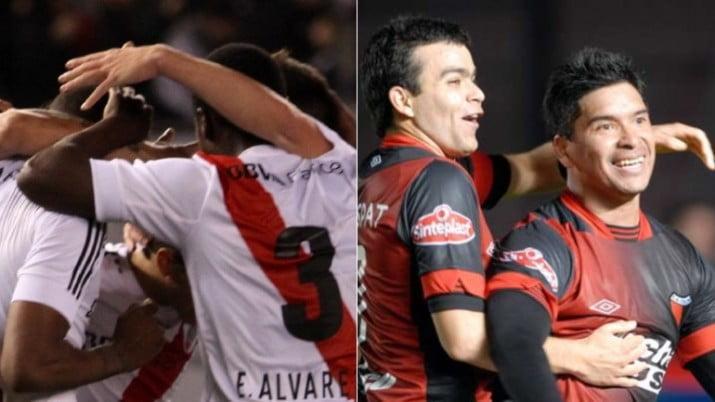 River recibe a Colón con 'Teo' y 'casaca' nueva