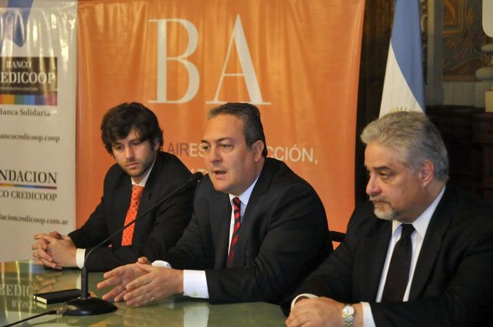 """Breitenstein presentó el """"Programa Experiencia Exportadora"""" para Pymes"""