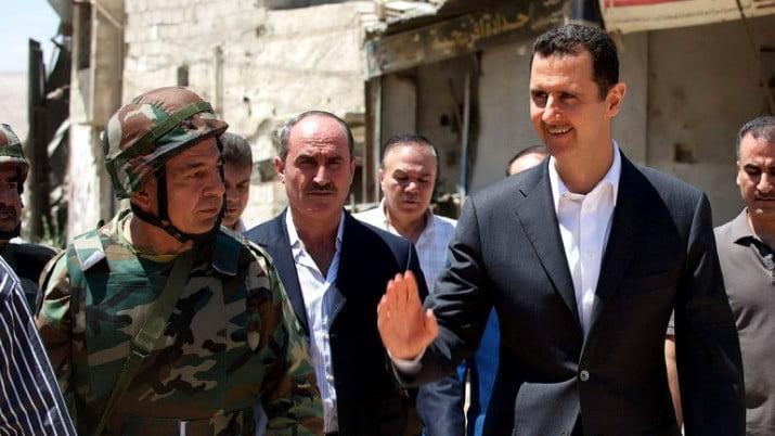 Al Assad entregará armas químicas si EEUU desiste de un ataque militar