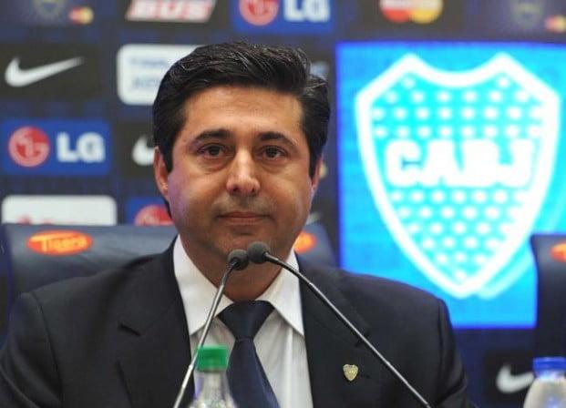 """""""El entrenador es Bianchi, pero me gustaría ver a Gago y Riquelme juntos"""""""