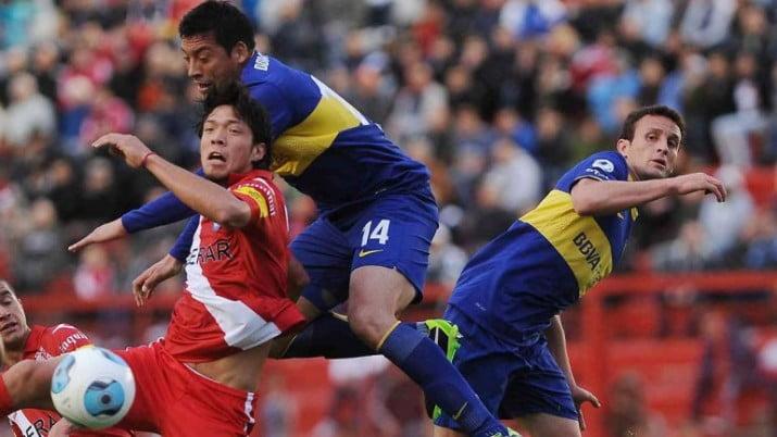 Boca no pudo con Argentinos en La Paternal