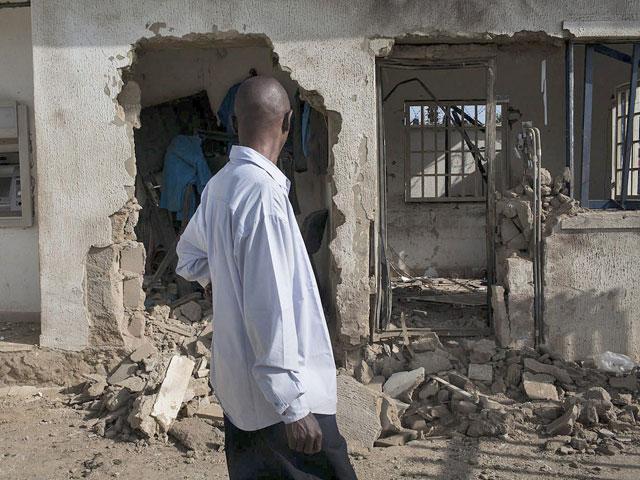 Mueren 40 estudiantes en un ataque islámico en Nigeria