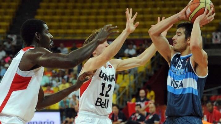 Argentina se impuso a Canadá y clasificó a la próxima Copa del Mundo