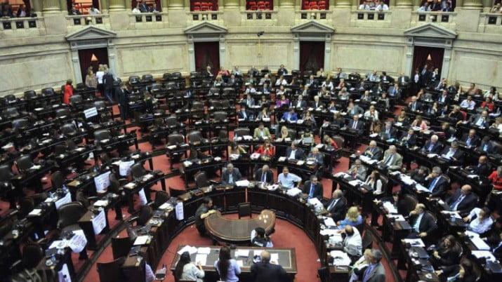 Diputados aprobó y giró al Senado el proyecto de Presupuesto 2014
