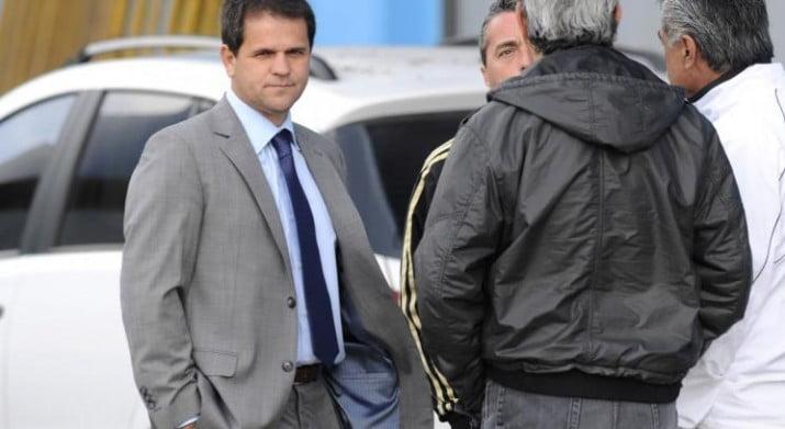 Cogorno se despidió con un comunicado y Blanco es el nuevo presidente