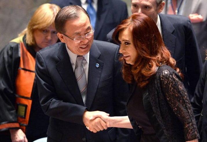 Cristina viaja a Nueva York para participar de la 68 Asamblea de ONU
