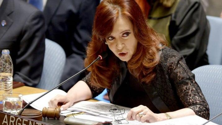 """""""Buscan el escarmiento por lo logrado en esta década"""", afirmó Cristina"""