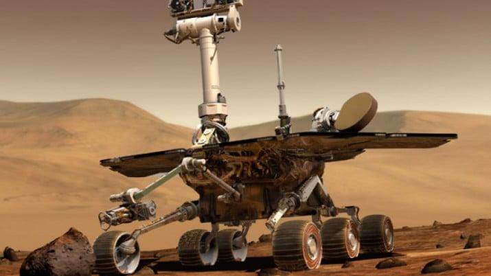 Curiosity confirmó que hay agua en Marte