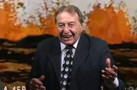 Falleció el locutor Norbert Degoas