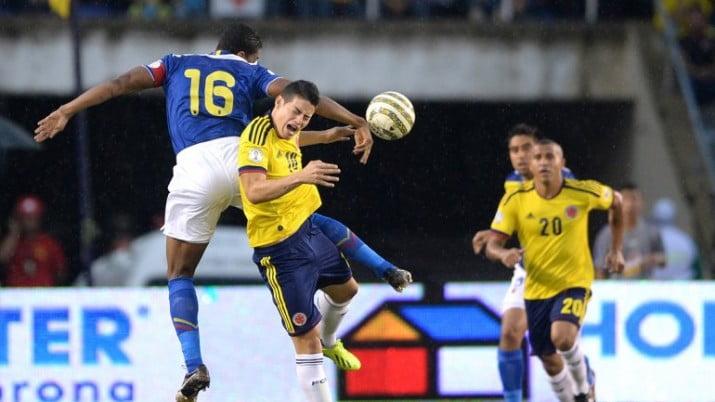 Eliminatorias Brasil 2014: ganaron Colombia, Paraguay, Chile y Uruguay