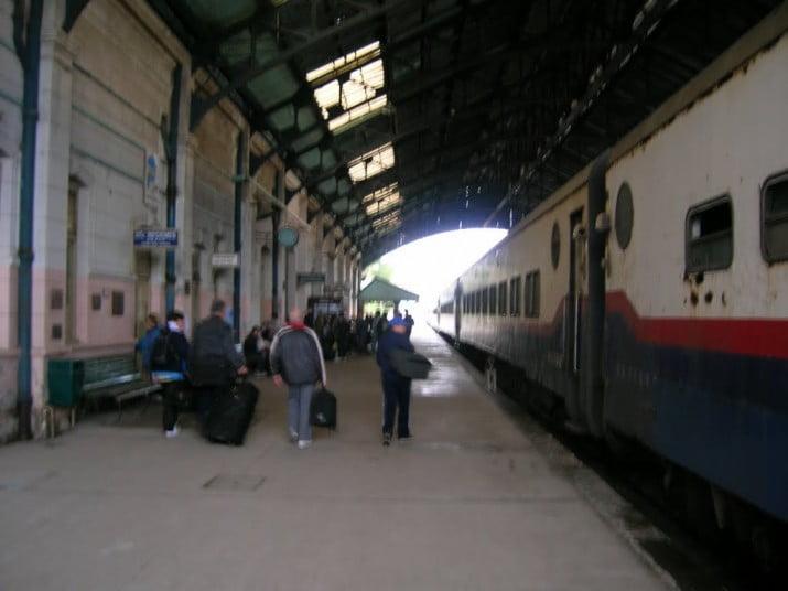 Por 48 horas, no hay trenes de larga distancia en Buenos Aires