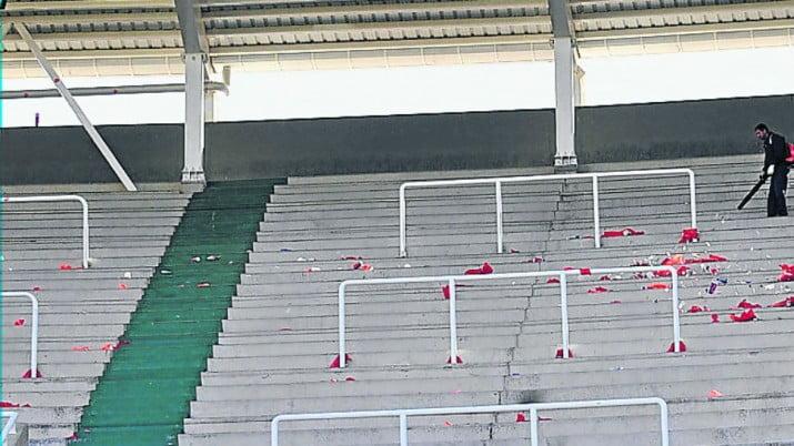 No habrá público visitante en los estadios hasta que rija el sistema de AFA Plus