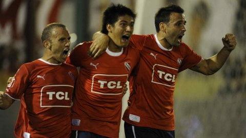 Independiente superó a Sarmiento y ganó por primera vez de local
