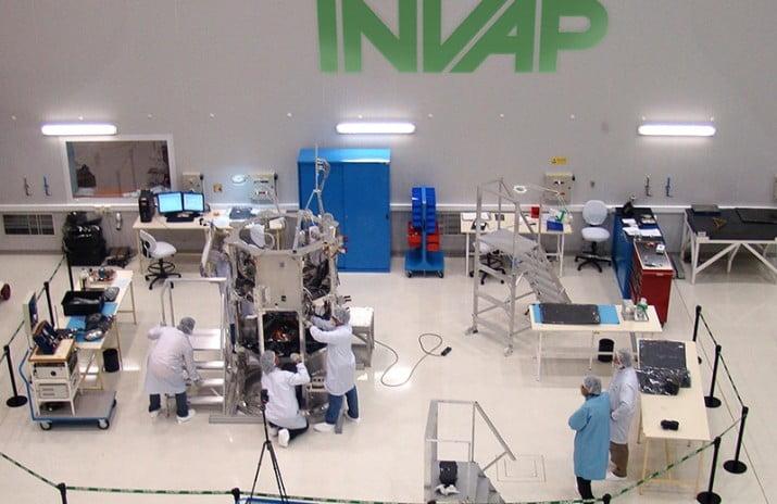 La Presidenta visita Bariloche para inaugurar obras del Invap