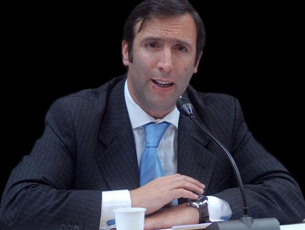 """Lorenzino replicó a Méndez: """"Es un exabrupto, una falta de respeto"""""""
