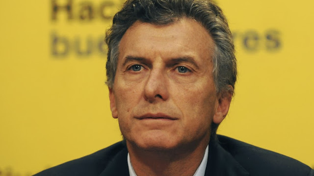 Macri admite que el establishment trabaja para debilitar al gobierno nacional