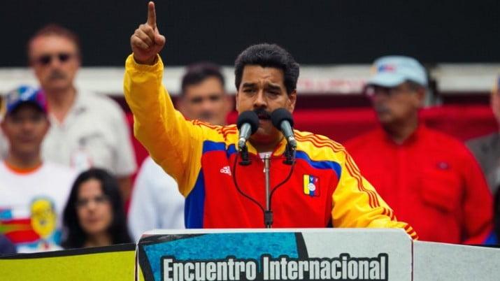 Maduro crea un 0-800-SABOTAJE para denunciar conspiraciones