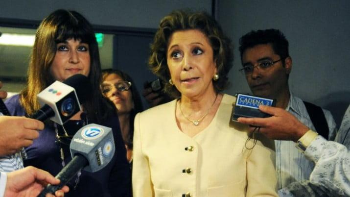 La Justicia anuló el procesamiento de María Julia Alsogaray en una causa por sobreprecios