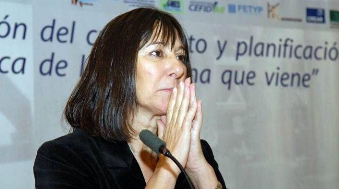 Felisa Miceli fue despedida de Madres de Plaza de Mayo