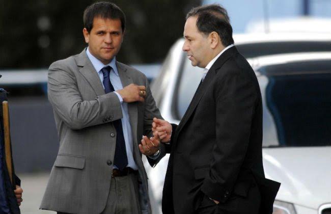 Crisis en Racing: se fueron presidente y vice; asume Blanco