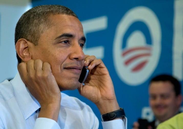 Llamada histórica: Obama habló por teléfono con el iraní Rohani