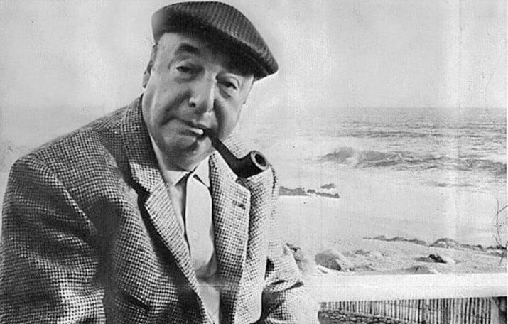 A 40 años de su muerte, recuerdan a Pablo Neruda con diversos actos