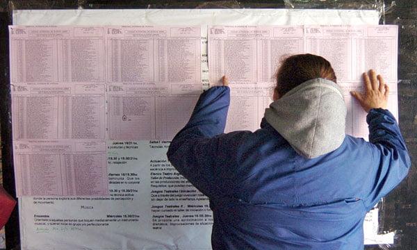 Ya se puede consultar el padrón definitivo para las legislativas