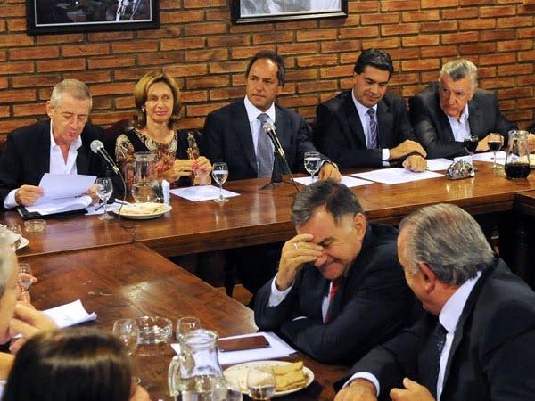 El PJ se reúne para analizar el panorama a un mes de las elecciones